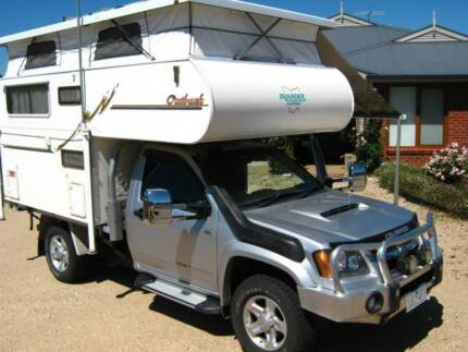 SLIDE-ON CAMPER Bairnsdale East Gippsland Preview