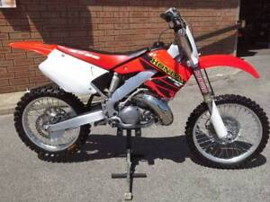 HONDA CR250R  -  2001  -  $5490 PRICE SLASH