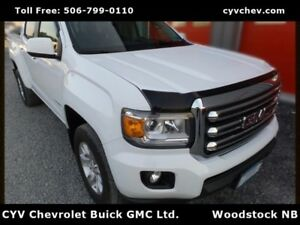 2015 GMC Canyon SLE Short Box 4x4 - 3.6L V6, Remote Start & Rear