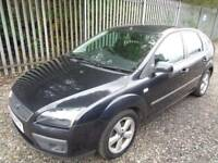 FORD FOCUS 1.6 ZETEC CLIMATE 5 DOOR HATCHBACK 2006 112,000 MILES SERVICE HISTORY M.O.T 21/03/19