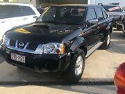 2013 Nissan Navara D22 Series 5 ST-R (4x4) Black 5 Speed Manual Dual Cab Pick-up Eagle Farm Brisbane North East Preview