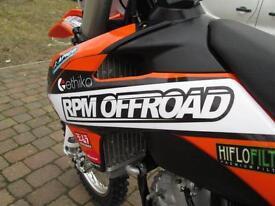 KTM SX 125 2012 MX MOTOCROSS BIKE @ RPM OFFROAD