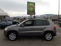 2009 Volkswagen Tiguan Comfortline Kamloops British Columbia Preview