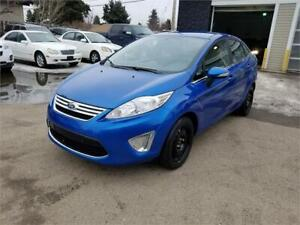 2011 Ford Fiesta SEL**125936 KM***One Owner***Extra Rims+Tires