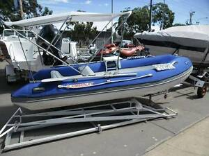 KIMBERLY INFLATABLE BOAT St Marys Mitcham Area Preview