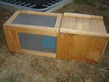Rabbit or Guinea Pig Cage Mosquito Proof Huntly Bendigo Surrounds Preview