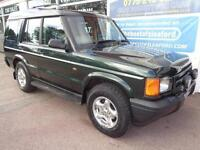 Land Rover Discovery 2.5Td5 2002 Td5 S (5 seat) S/H 4x4 P/x