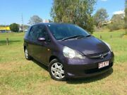 2007 Honda Jazz GD GLi Purple 5 Speed Manual Hatchback Springwood Logan Area Preview