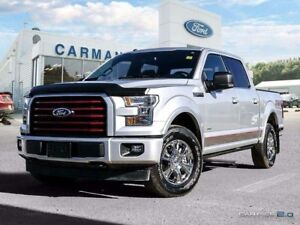 2017 Ford F-150 XLT Sunroof Power Running Boards