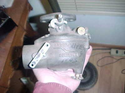 New Old Stock Marvel Schebler Tsx 394 Oliver 99 Tractor Carburetor