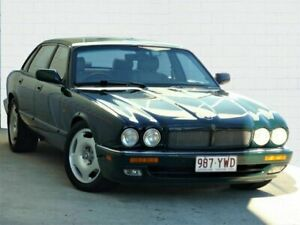 1995 Jaguar XJR 4.0 Supercharged Green 4 Speed Automatic Sedan Moorooka Brisbane South West Preview