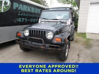 1997 Jeep TJ Barrie Ontario Preview