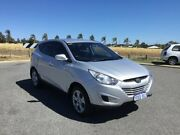 2011 Hyundai ix35 LM MY11 Active (FWD) Silver 5 Speed Manual Wagon Wangara Wanneroo Area Preview