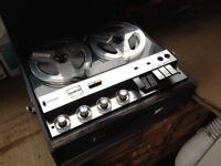 Marconiphone Model with manual Reel to Reel Recorder / Player