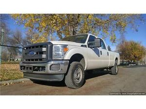 FORD F350 4X4 *FACTORY WARRANTY, LIKE NEW*