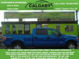 2013 Ford F-150 XLT ECO BOOST *$99 DOWN EVERYONE APPROVED*