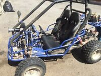 Dazon dune buggy