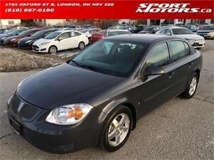 2009 Pontiac G5 *Only 85,000 KM* New Brakes! Remote Start! A/C!