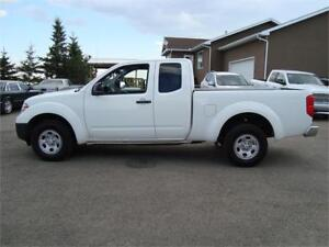 2014 NISSAN FRONTIER S 2.5L 4CYL 144 KMS SALE ONLY $11,550.