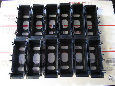 Whelen Lfl Liberty Patriot Lightbar 500 Series Led Mounting Pod Light 12 Buckets