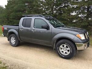 2008 Nissan Frontier Crew Cab Nismo Package 4x4, CLEAN TITLE