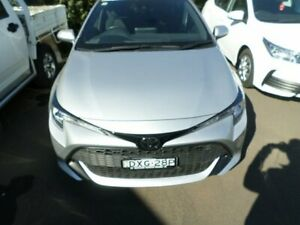 2018 Toyota Corolla Mzea12R Ascent Sport Silver 10 Speed Constant Variable Hatchback Young Young Area Preview