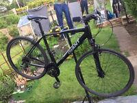 Giant Roam 3 hybrid bike