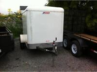 2008 PACE 5X8 ENCLOSED CARGO TRAILER