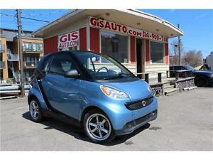 2013 Smart fortwo A/C MAGS 34000KM