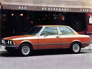 Wanted. Bmw  e21 parts car