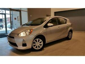2012 Toyota Prius c HYBRID-ONLY 70,000KM-NEW TIRES