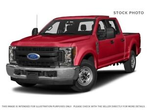 2018 Ford Super Duty F-350 SRW CrewCab XLT 6.7L PowerStroke