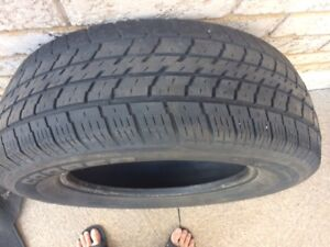"""Pair of 16"""" COOPER All Season Tires with Good Tread - $60 / obo"""