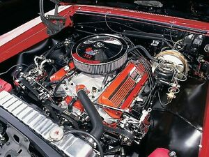 Performance engine building and overhaul