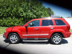 2010 Jeep Grand Cherokee limited VUS