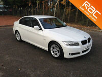 2009.59.BMW 318i.ES.SALOON.WHITE.