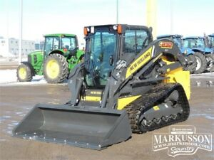 New Holland C232 Compact Track Loader -84hp, High-Flow, Lap Bar