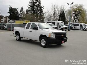 2013 CHEVROLET SILVERADO 1500 EXT CAB SHORT BOX 4X4