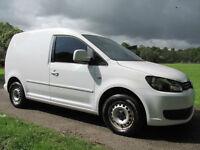 2012 (62) Volkswagen Caddy 1.6TDI ( 102PS ) C20+ ***FINANCE ARRANGED*** NO VAT!!
