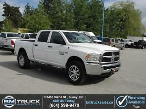 "2013 DODGE RAM 2500 CREW CAB SHORTBOX 4X4 FUEL WHEELS 35"" TIRES"