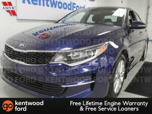 2018 Kia Optima LX FWD, power heated seats, back up cam,