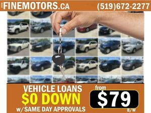 2009 CHEVROLET TRAVERSE LT * 7 PASSENGER * DVD * PANO POWER ROOF London Ontario image 2