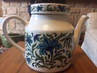 Midwinter 1970's Spanish Garden Teapot Vintage