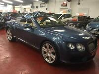 2014 (64) BENTLEY CONTINENTAL GTC 4.0 V8 Auto