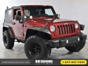 2011 Jeep Wrangler Sport 4x4 Lift-Kit Cruise AUX/MP3 UNIQUE!