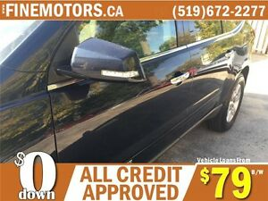 2009 CHEVROLET TRAVERSE LT * 7 PASSENGER * DVD * PANO POWER ROOF London Ontario image 6