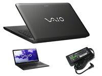 "Sony VAIO E Series SVE1711X1E - Core i7 3612QM / 2.1 GHz -8 GB RAM - 500 GB HDD - Blu-ray - 17.3"""