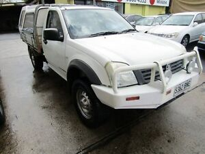 2004 Holden Rodeo RA DX (4x4) 5 Speed Manual Cab Chassis Leichhardt Leichhardt Area Preview