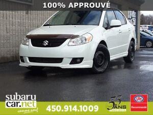 2009 Suzuki SX4 Sedan Sport **SUR RENDEZ-VOUS SEULEMENT**  *39$/