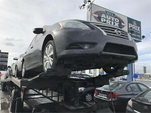 2013 Nissan Sentra SL-FULL-AUTOMATIQUE-MAGS-CUIR-TOIT OUVRANT